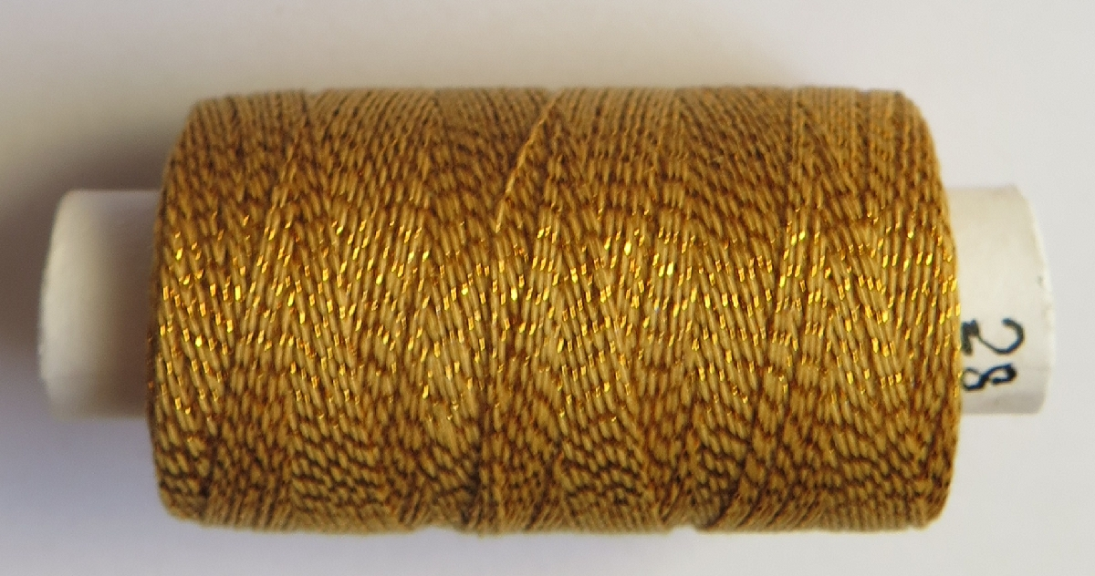 Andrea 28 žlutá/tm.zlatá