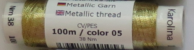 Karolína 1, barva/color/ č.05