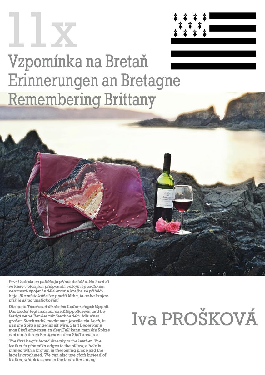 Vzpomínka na Bretaň, kalendář 2012