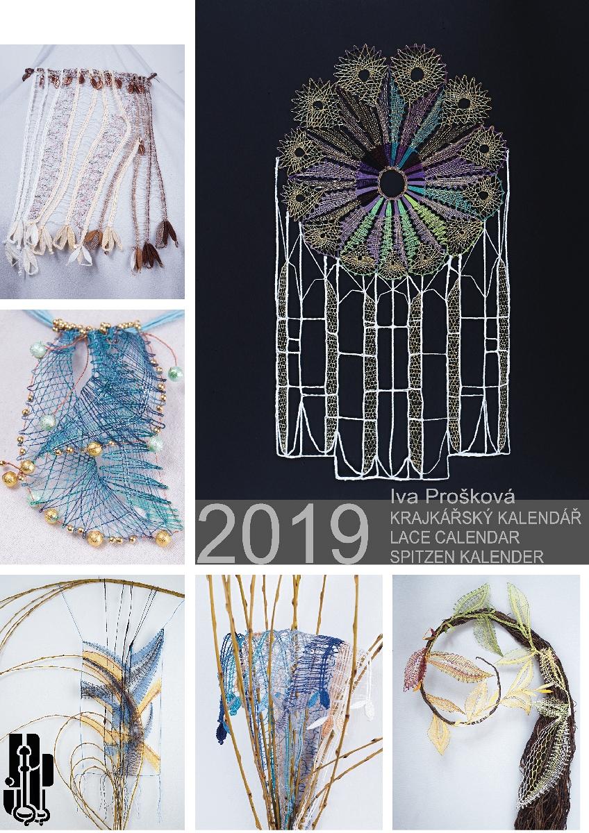 Krajkářský kalendář 2019