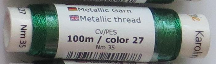 Karolína 1, barva/color/ č.27