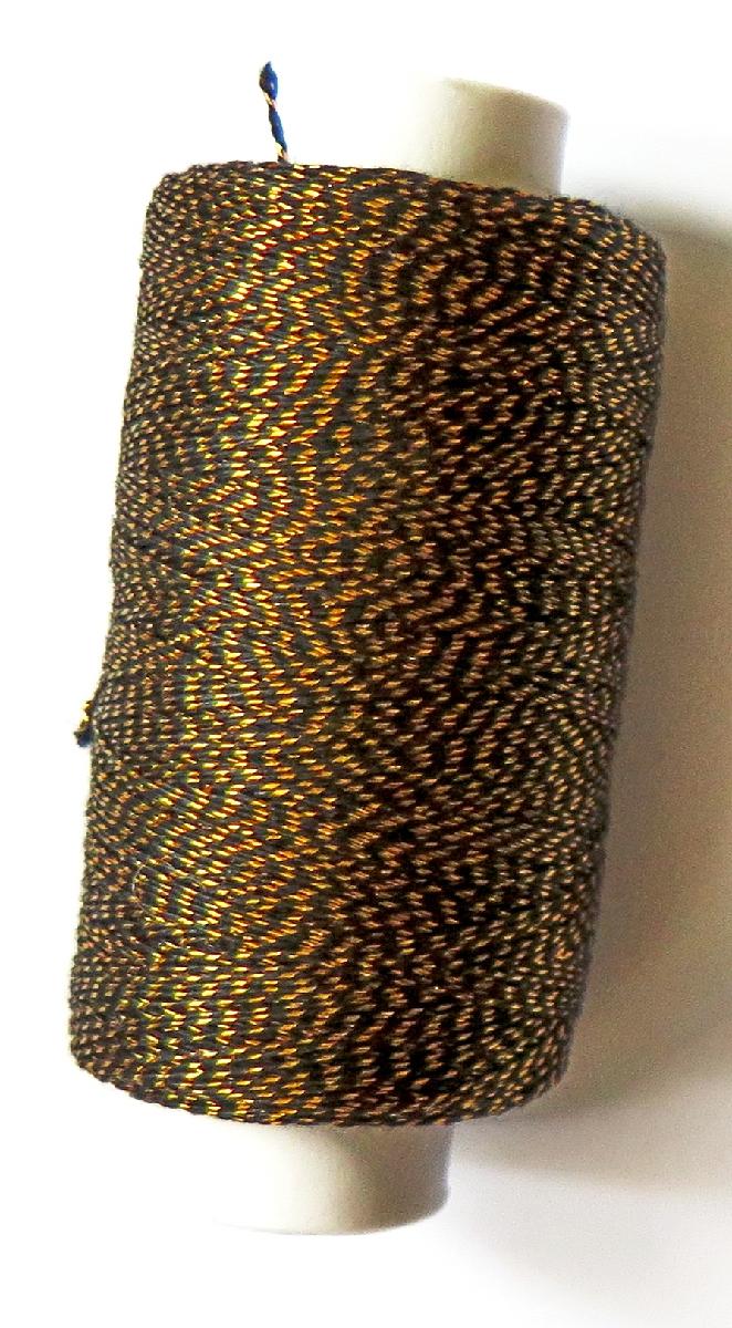 Andrea 24 černá/tm.zlatá