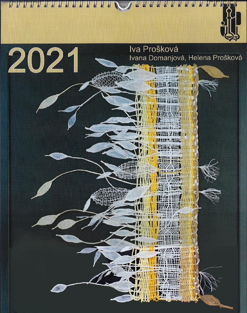 Lace Calendar 2021