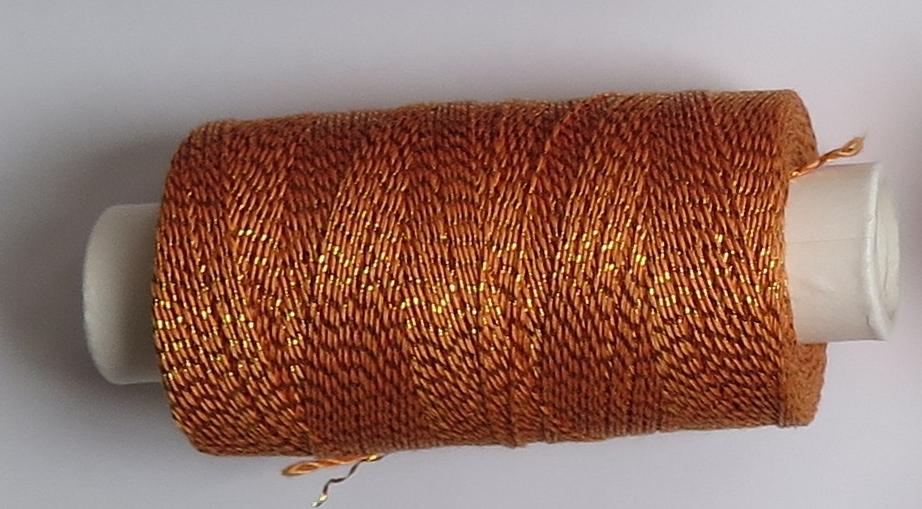 Andrea oranžová/zlatá10/2192/28