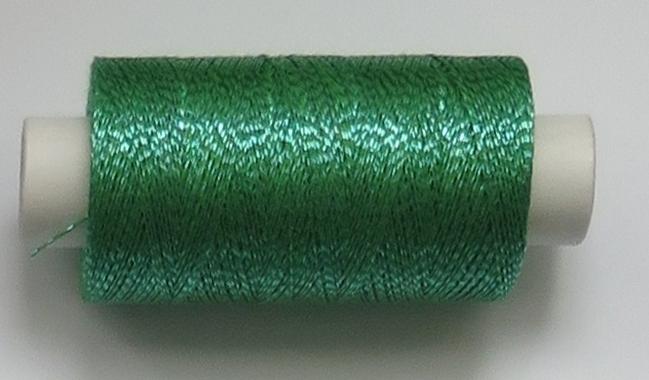 obuvnická + metalika  zelená/modravá
