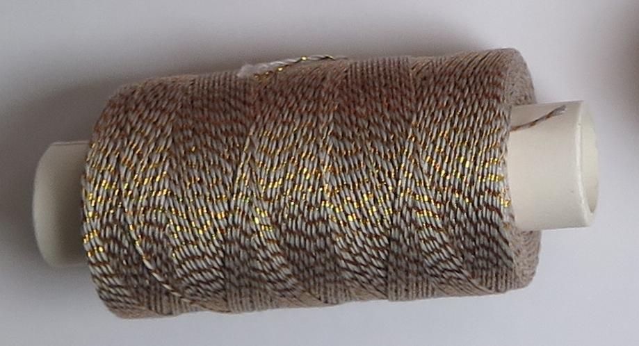 Andrea šedá/bronz 108834/28