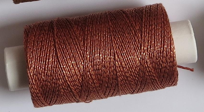Andrea hnědá/bronz 107282/32