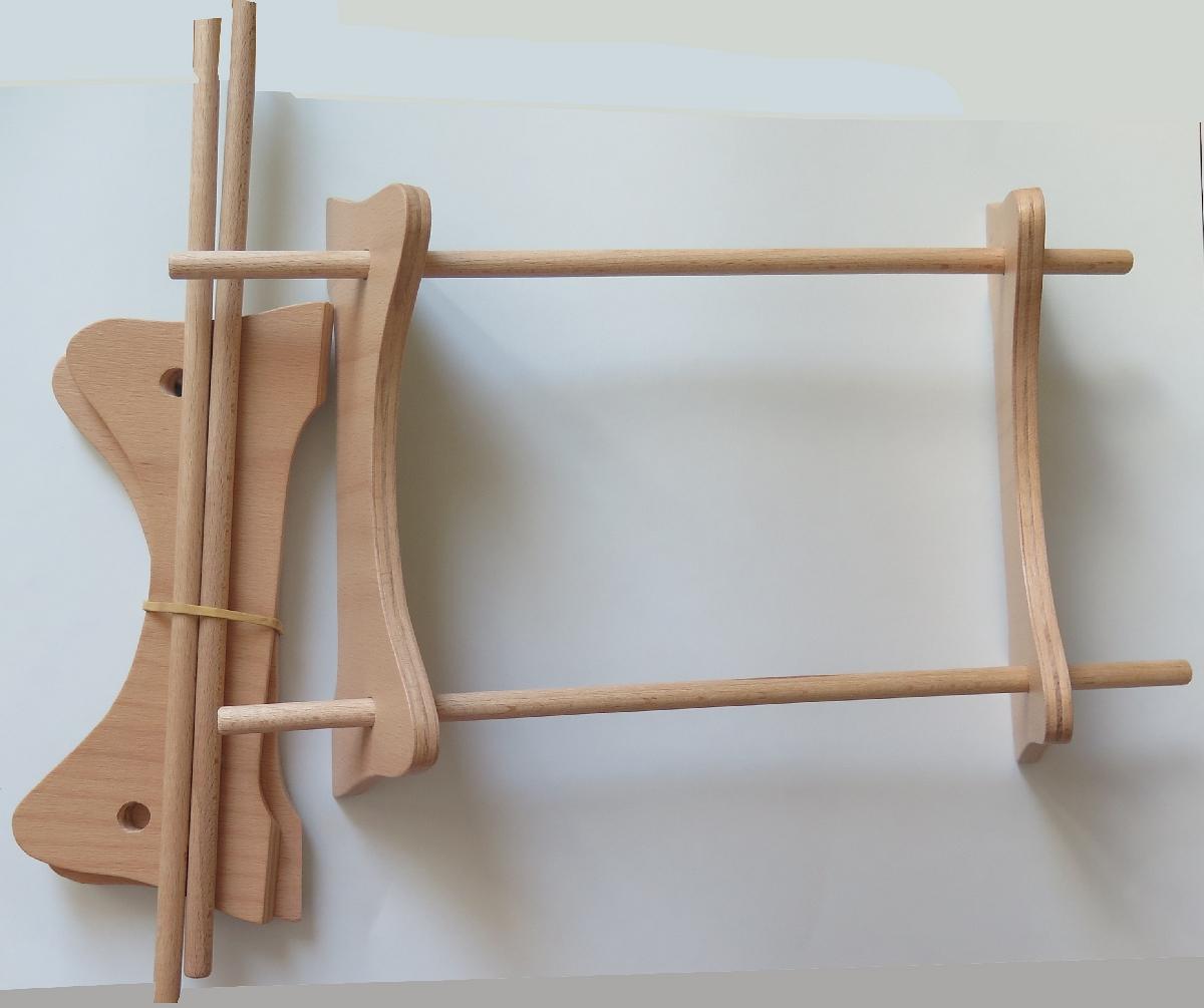 Stojánek pod podušku (rozkládací) - střední
