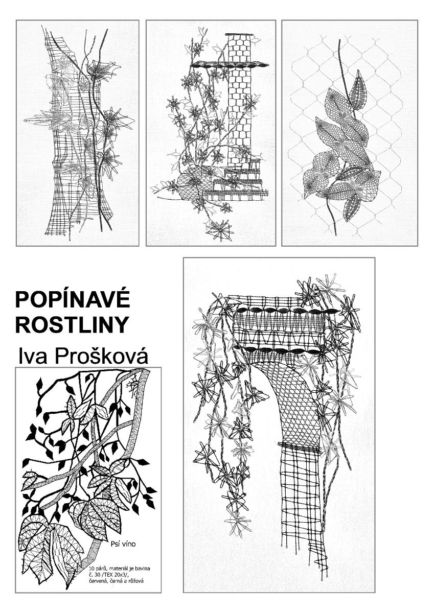 Popínavé rostliny, Iva Prošková