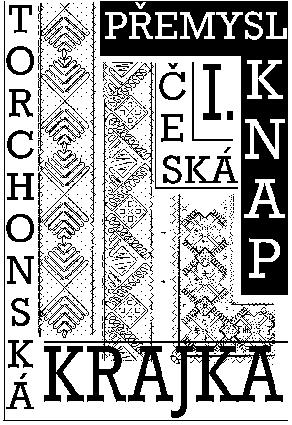 Česká torchonská krajka I., P. Knap