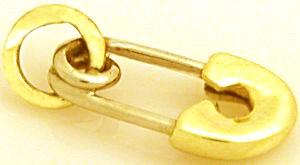 Zavírací špendlík 1,3 cm