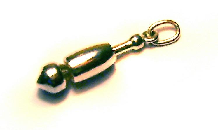 Palička pláštíková (2,2 cm)
