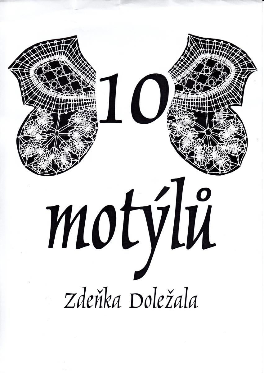 10 motýlů (Zdeněk Doležal)