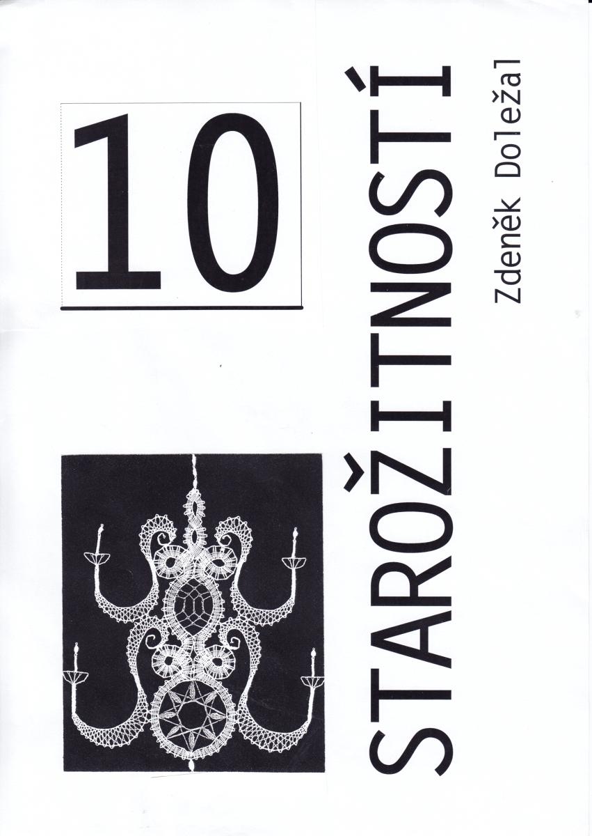 10 starožitností (Zdeněk Doležal)