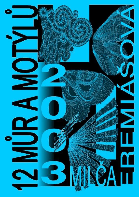 12 můr a motýlů, Podvinky ke kalendáři 2003 (Milča Eremiášová)