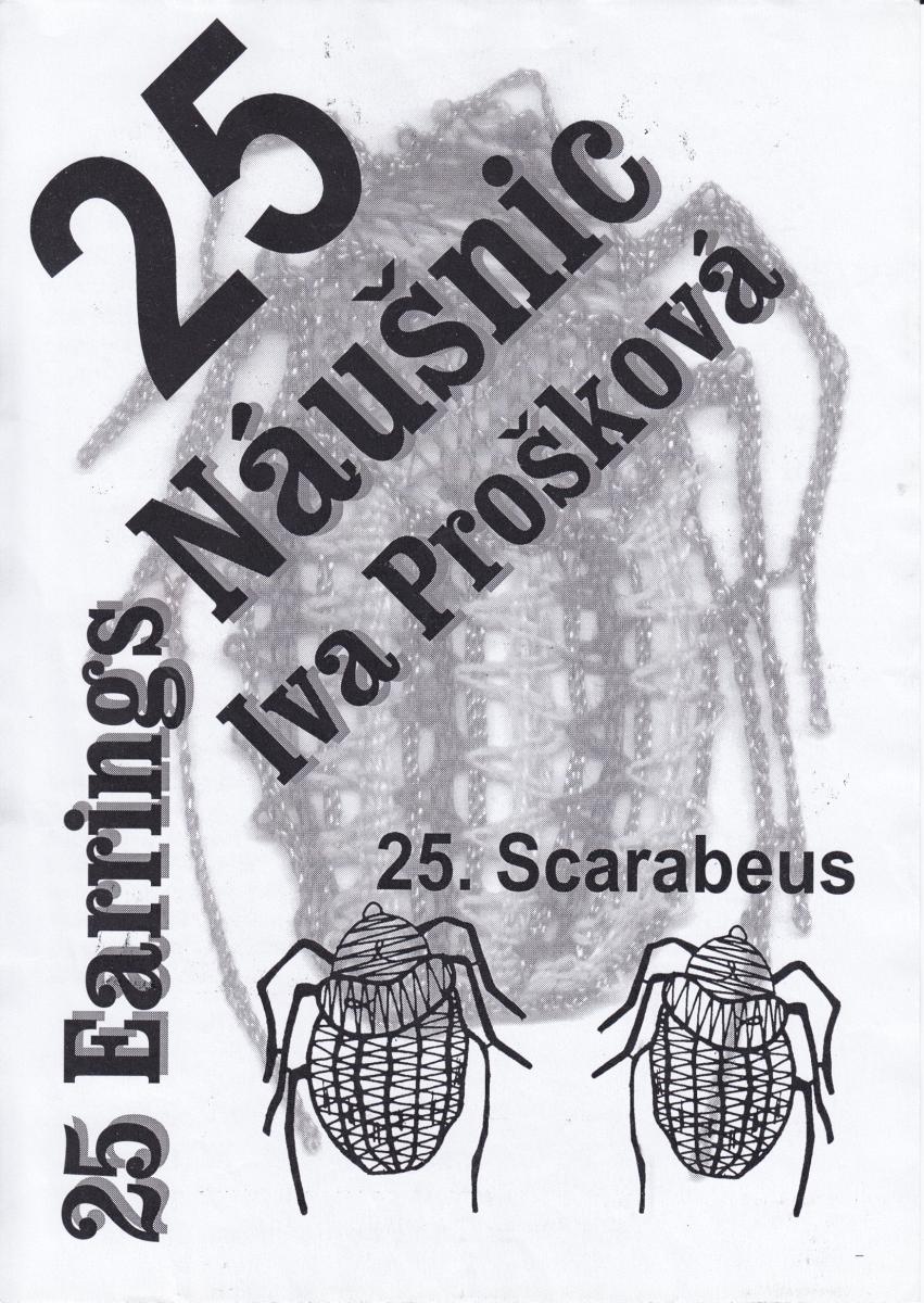 25 náušnic (Iva Prošková)