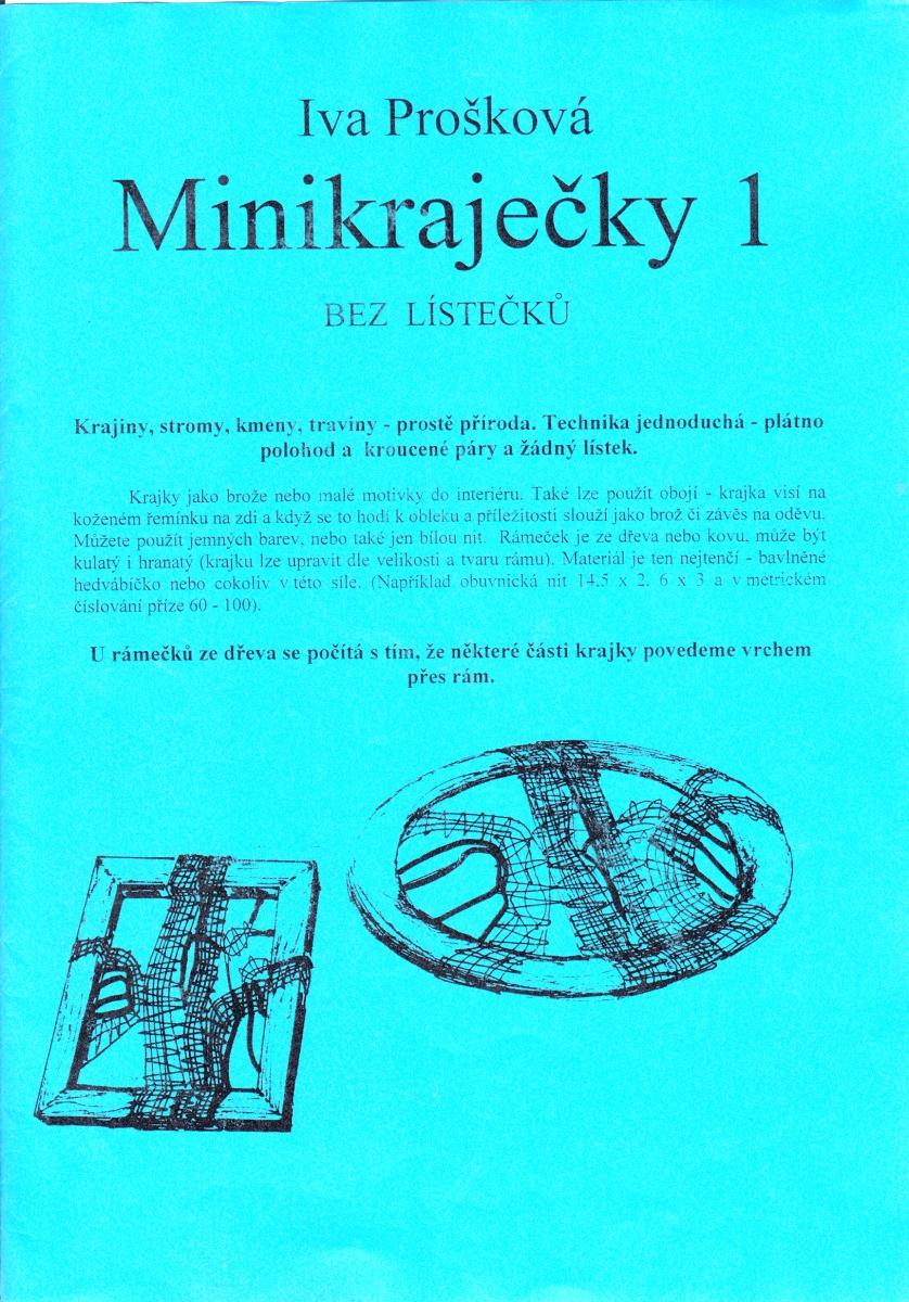 Minikraječky 1 (Iva Prošková)