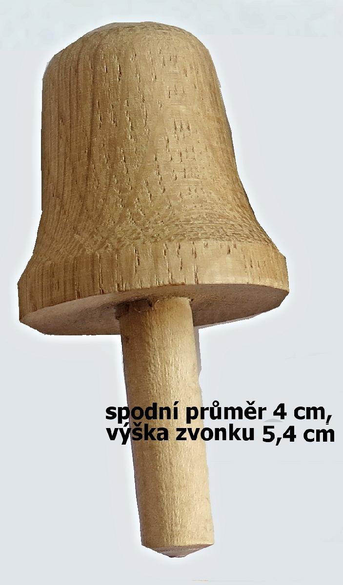 Dřevěná forma 5,4 cm