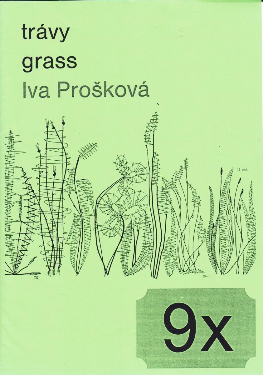 9x trávy (Iva Prošková)
