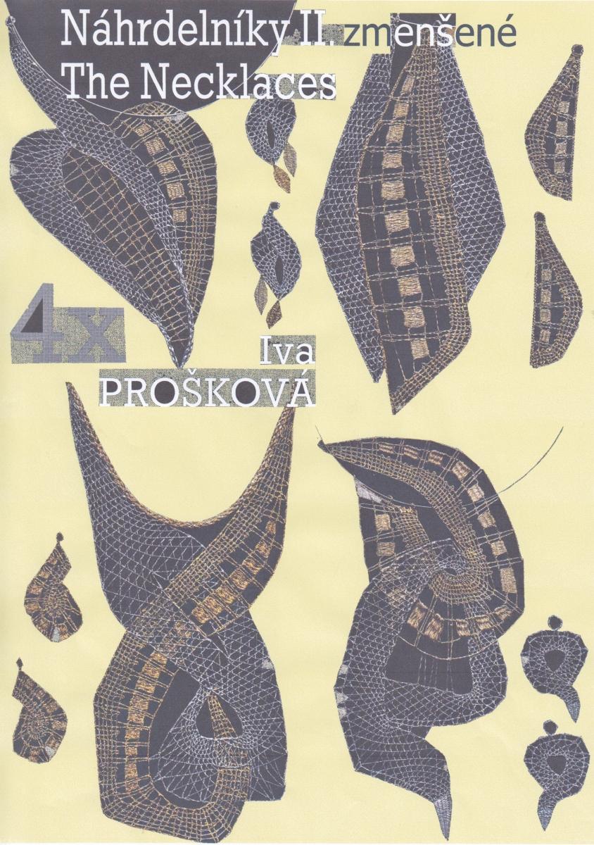 4x náhrdelníky II., I. Prošková