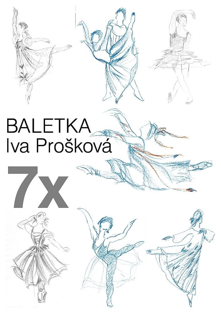 7x Baletka - Iva Prošková