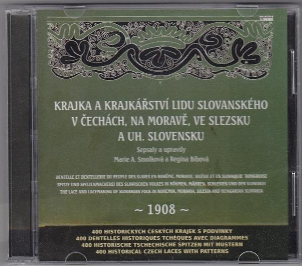 Krajka a krajkářství ...Bíbová, Smolková, DVD