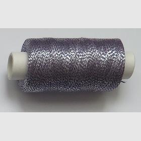 obuvnická + metalika  fialová/stříbro