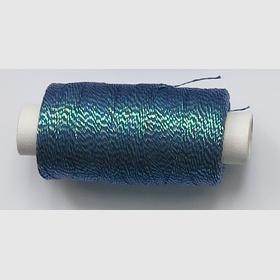 obuvnická + metalika  modrá/zelenkavá