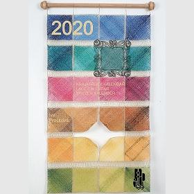 Krajkářský kalendář 2020