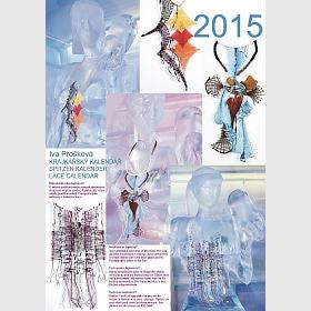 Krajkářský kalendář 2015