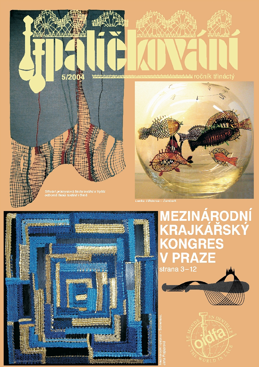 CD-ROM časopis Paličkování (obsahuje  ...